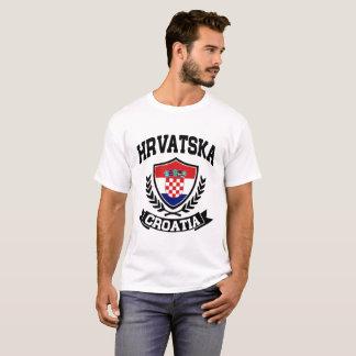 T-shirt Hrvatska Croatie