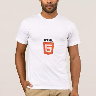 T-shirt html5