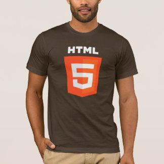 T-shirt HTML5 (Brown)