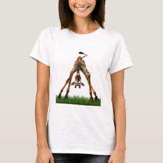 T-shirt Huez ! Dit la girafe d'Olympia