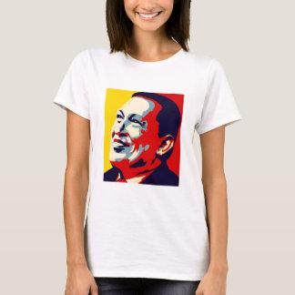 T-shirt Hugo Chavez - style d'espoir d'Obama