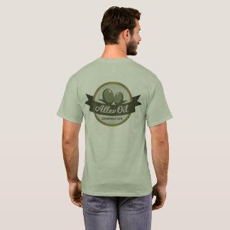 T-shirt Huile d'Allev (olive)