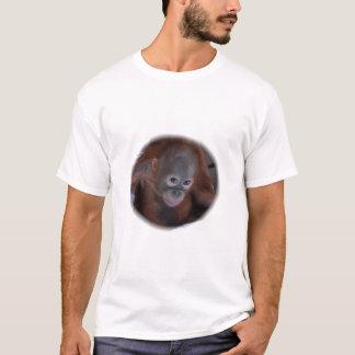 T-shirt Huile de palmier