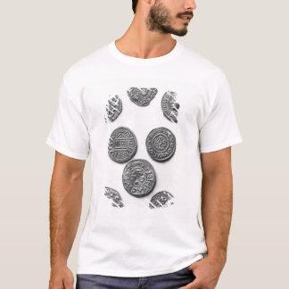 T-shirt Huit pièces de monnaie de Carolingian