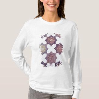 T-shirt Huit tuiles décorées des animaux