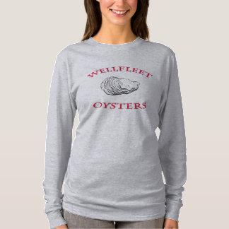 T-shirt Huîtres de Wellfleet