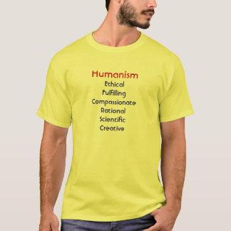 T-shirt Humanisme
