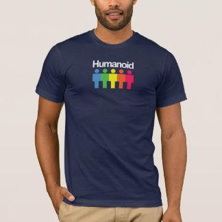T-shirt Humanoïde