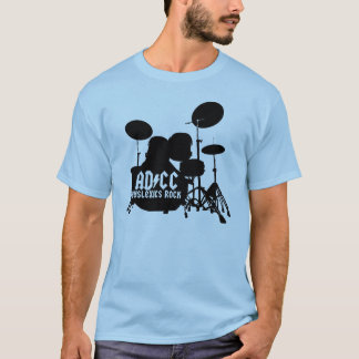 T-shirt Humeur d'ACDC