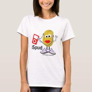 """T-shirt humoristique de parodie de """"ispud"""""""