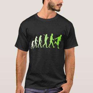 T-shirt humoristique de tennis de tennis