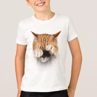 T-shirt humour chat