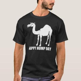 T-shirt Humour de chameau