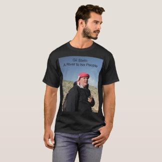 T-shirt Humour de photo de rivière de Gil Stein