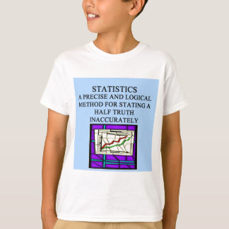 T-shirt Humour de statisticien de STATISTIQUES