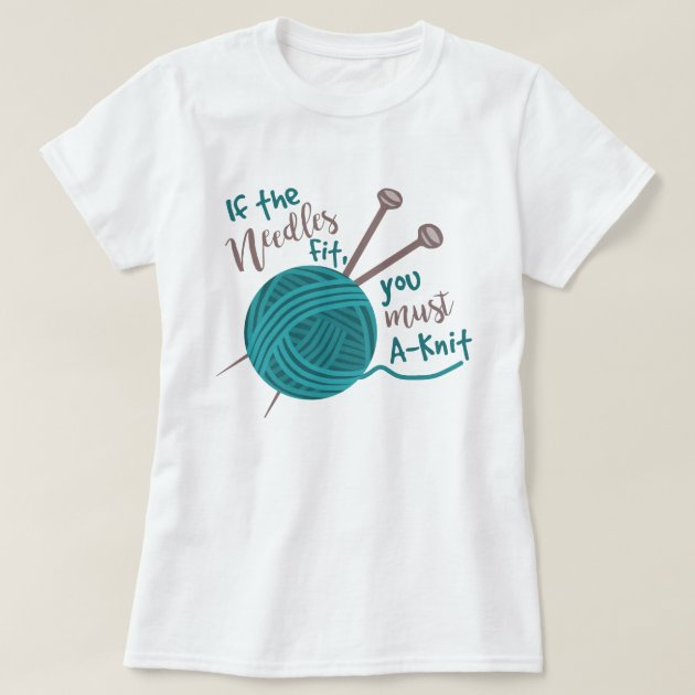 d1ea8b4f Humour Fil T Shirt Tricoteuse D'aiguilles De Drôle qw5ZRX05