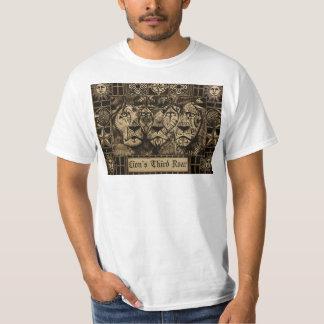 T-shirt Hurlement du lion le troisième