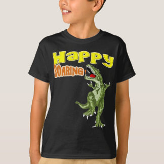 T-shirt Hurlement heureux