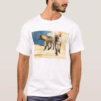 T-shirt Hyaenas rayé 2010