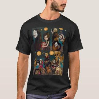 T-shirt Hyakki Yakō - chemise de défilé de Yokai de