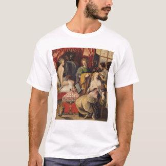 T-shirt Hyante et Climene à leur toilette