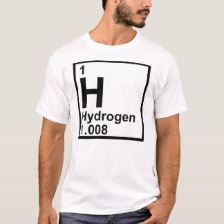 T-shirt Hydrogène