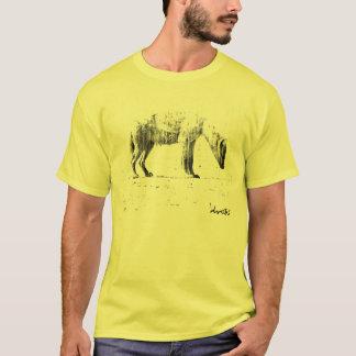 T-shirt Hyène
