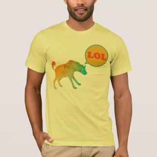 T-shirt Hyène de LOL