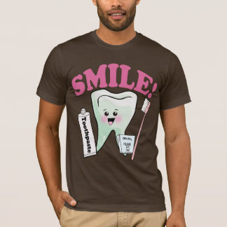 T-shirt Hygiéniste dentaire de dentiste