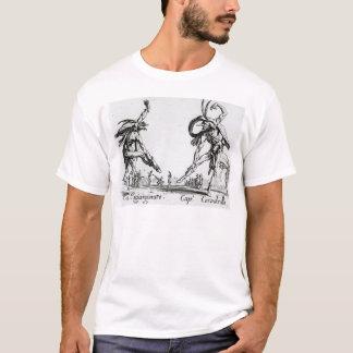 T-shirt I Balli de Spessanei, ou Le Grande Chasse