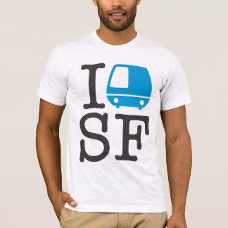 T-shirt I Bart SF