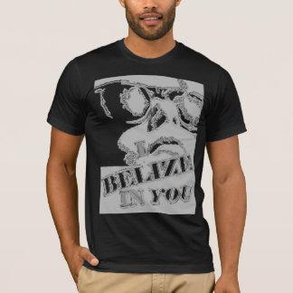 T-shirt I Belize dans vous