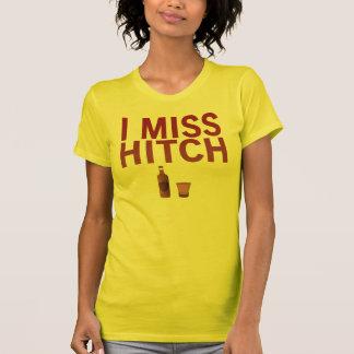 T-shirt I chemises de Mlle Hitch (foncé sur la lumière)