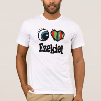 T-shirt I coeur (amour) Ezekiel