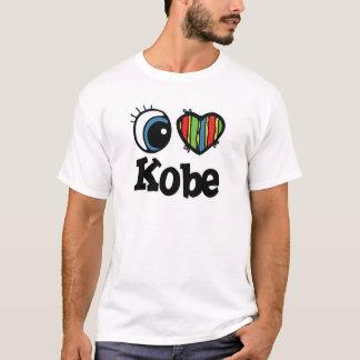 T-shirt I coeur (amour) Kobe