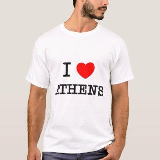 T-shirt I coeur ATHÈNES