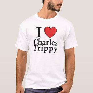 T-shirt I coeur Charles Trippy