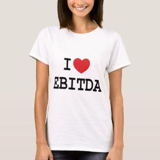 T-shirt I (coeur) EBITDA