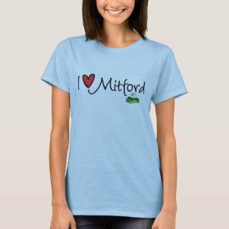 T-shirt I coeur Mitford