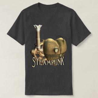 T-shirt I coeur Steampunk