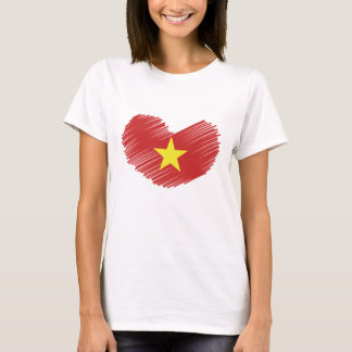 T-shirt I coeur Vietnam !