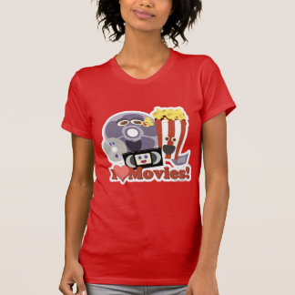 T-shirt I films de coeur !