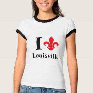 T-shirt I fleur-De-lis Louisville