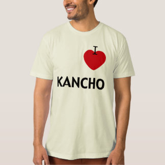 T-shirt I_Heart_Kancho