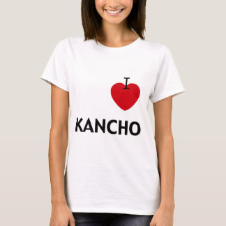 T-shirt I_Heart_Kancho_Women
