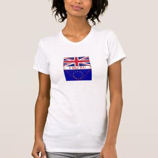 T-shirt I like EU