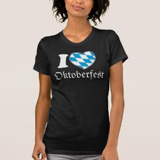 T-shirt I Love fête de la bière - Shirt for Girls