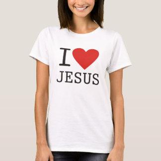 T-shirt I Love Jésus