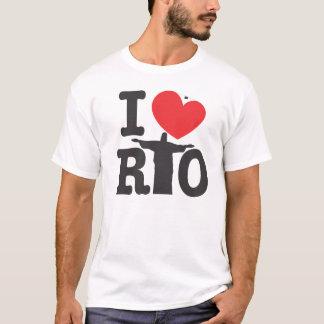 T-shirt I love Rio