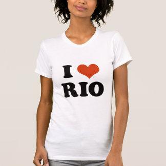 T-shirt I love Rio de Janeiro